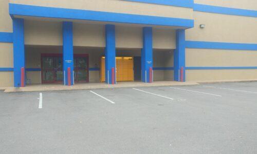 Amazon Hub at Compass Self Storage in Tampa, FL.