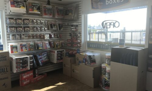Boxes and moving supplies for sale in Warren, MI.