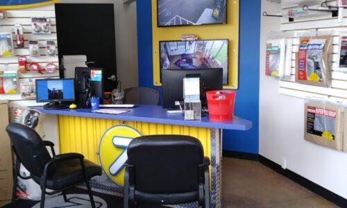 Storage rental office in Sewickley, PA.