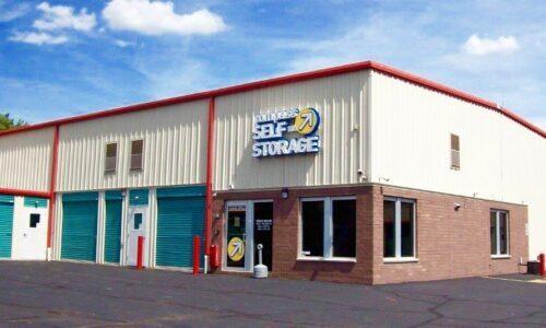 Compass Self Storage facility in Manville, NJ.