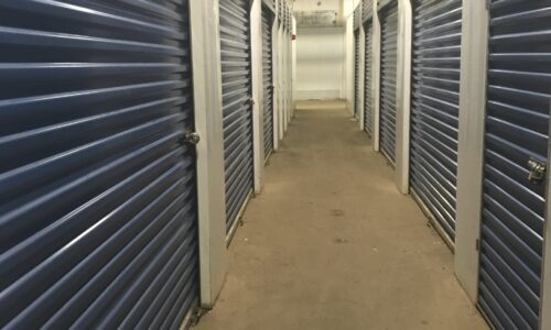 Climate controlled storage on Allegheny Ave in Philadelphia.