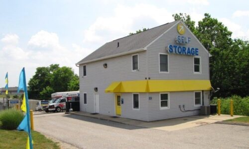 Compass Self Storage facility in Hebron, KY.
