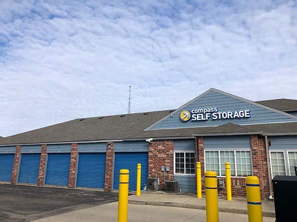 Self Storage On Hamilton Ave Cincinnati Oh Compass Self Storage