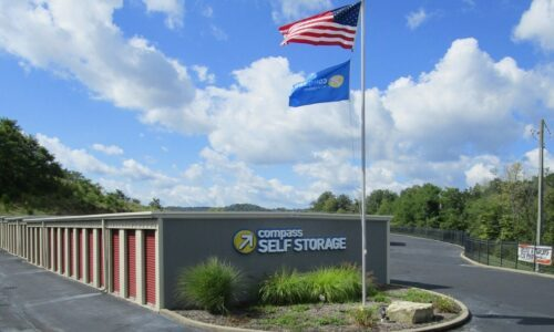 Compass Self Storage facility in Cold Spring, KY.