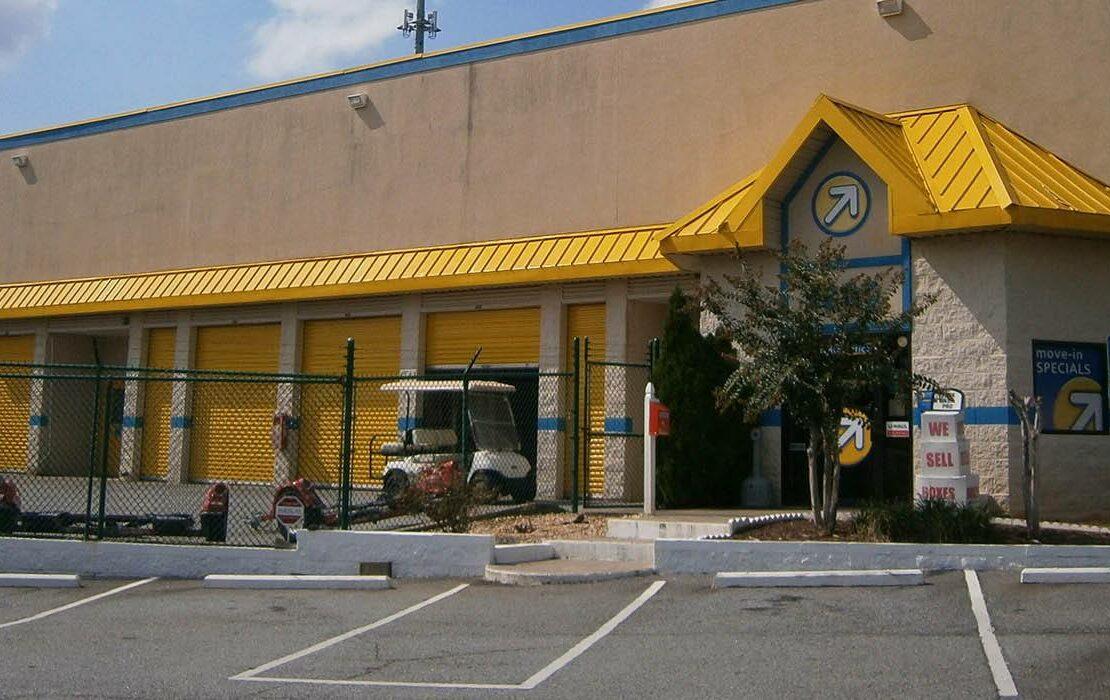 Compass Self Storage facility in Duluth, GA.