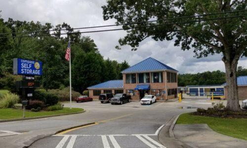 Compass Self Storage facility in Fulton County, GA.