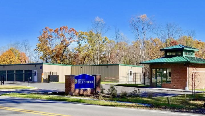 Compass Self Storage facility in Sewickley, Pennsylvania.