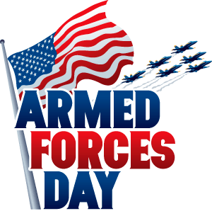 """Armed Forces Day"""