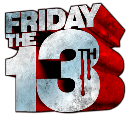 Graphic for Friday the 13th.