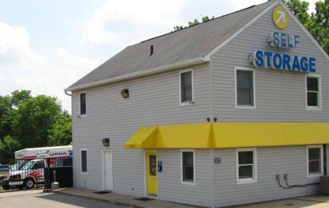 Compass Self Storage facility in Hebron, Kentucky.