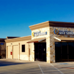 Compass Self Storage facility in Mansfield, Texas.