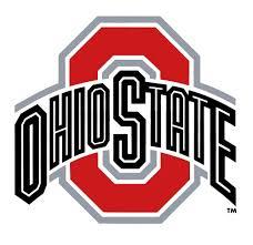 Ohio State University logo.