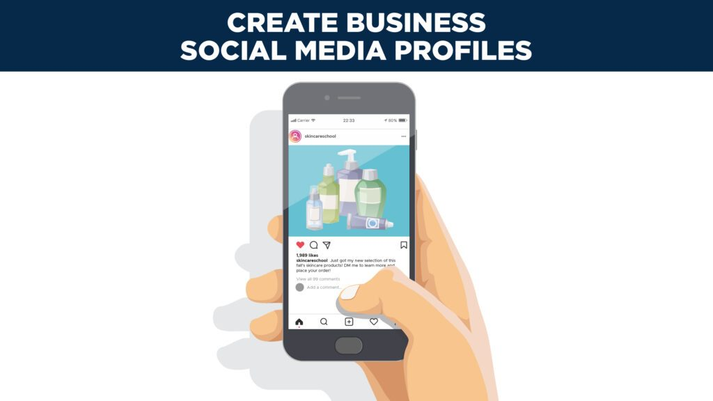 home based business instagram